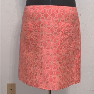 Gap Pink Skirt